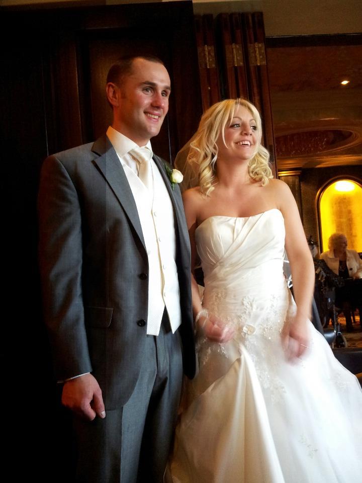 steve clare wedding